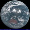 20ひまわり8号可視画像 2015年7月7日11時JST