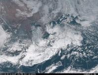 「ひまわり8号」可視画像 2017年2月9日12時JST