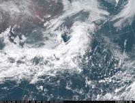「ひまわり8号」可視画像 2017年4月6日12時JST