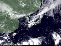 ひまわり7号可視画像 2014年8月5日12時JST