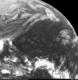 ひまわり7号赤外線画像 2014年12月6日6時JST